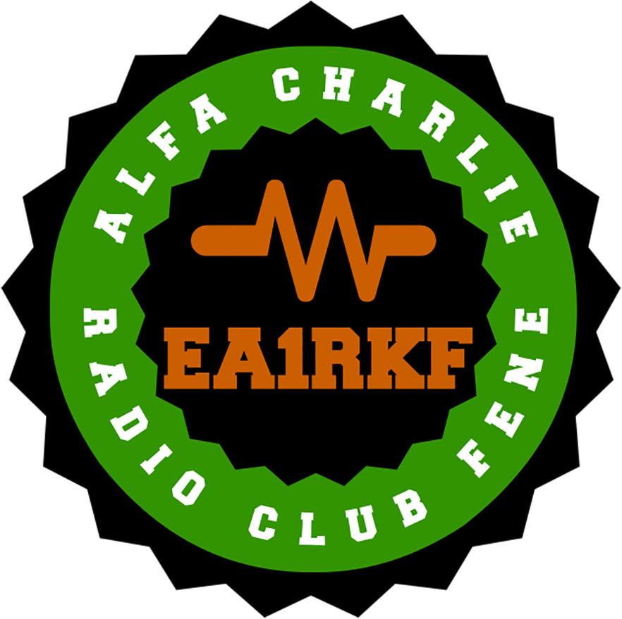 EA1RKF logo
